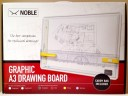 Noble A3 Graphic Drawing Board Box